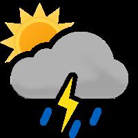 rainshowersandthunder_day